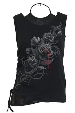 Fatal Attraction 2in1 PU Leather Vest