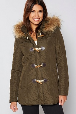 Be You Toggle Coat