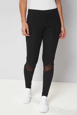 Beck and Hersey Legging - Black