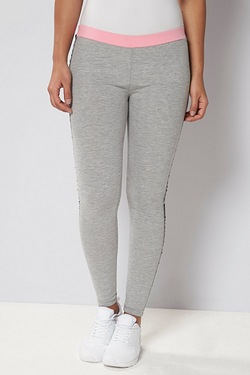 Beck and Hersey Legging - Grey