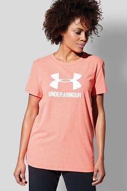 Under Armour Sport Style Crew T-Shirt