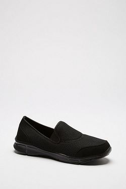 Twisted Gorilla Memory Foam Slip On