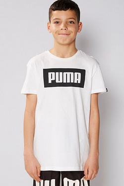 Boys Puma Rebel T-Shirt