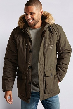 Beck and Hersey Parka