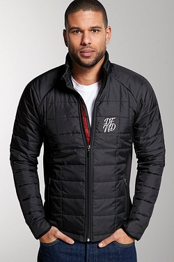 Defend London Quilted Jacket