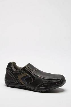 Slip-On Leisure Shoe