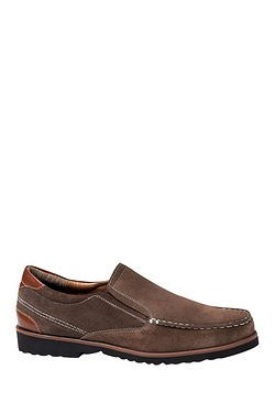 Dr Keller Rick Slip On Leather Loafer