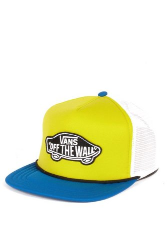 Image for Boys Vans Flat Peak Cap from ace