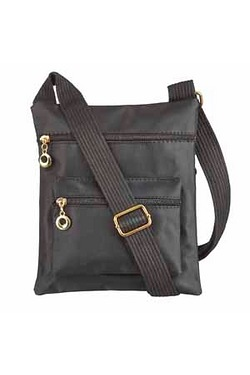Multi Pocket Cross Body Bag