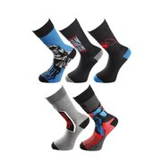 Men's Batman Vs Superman Pack Of 5 ...