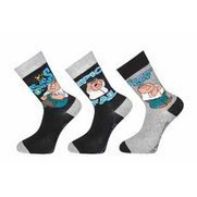 Family Guy Pack Of 3 Socks
