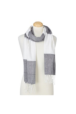 Joe Browns Lazy Days Striped Scarf