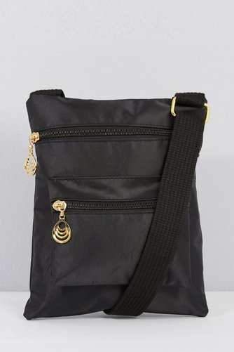 Image for Multi Pocket Crossbody Bag from ace