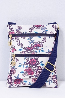 Multi Pocket Crossbody Bag