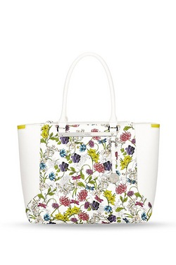 Fiorelli Paris Floral Tote Bag