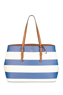 Fiorelli Rita Riveria Striped Tote Bag