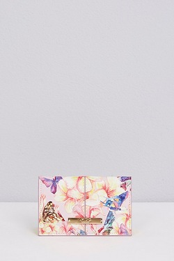 LYDC Summer Floral Mini Purse