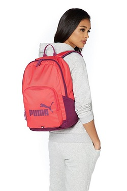 Puma Logo Phase Backpack