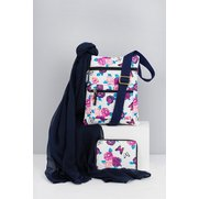 Cross Body, Scarf and Purse Bundle ...