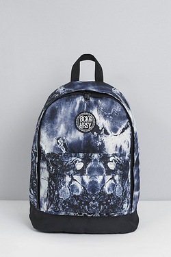 Beck & Hersey Backpack - Black/White