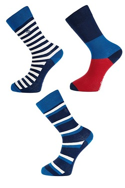 Original Penguin Pack Of 3 Socks