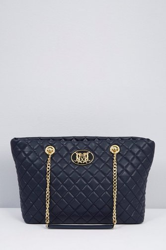 Image for Love Moschino Large Quilted Shopper from ace