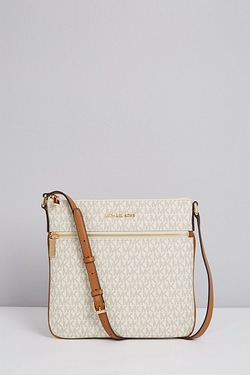 Michael Kors Bedford Crossbody Sign...