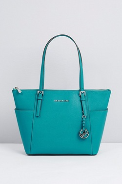 Michael Kors Jet Set Medium Zip Tote