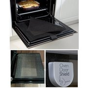 Re-Usable Oven Door Shield