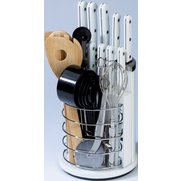 Viners 33-Piece Angelina Knife Block