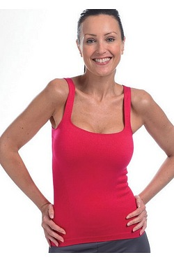 Raspberry Sculpting Vest