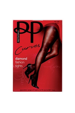 Pretty Polly Curves 2 Pack