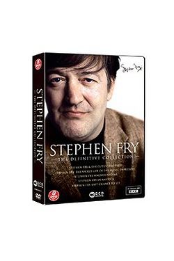 Stephen Fry DVD Pack