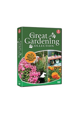 The Great Gardening Collection DVD ...