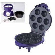 Popcake Maker and Chocolate Fondue Set