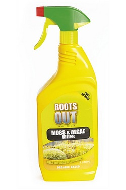 Roots Out Moss and Algae Killer
