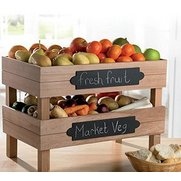 Set Of 2 Fruit Crates