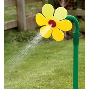 Dancing Flower Sprinkler