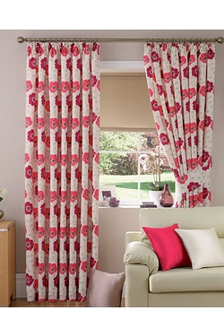 Cosmin Printed Microfibre Curtains