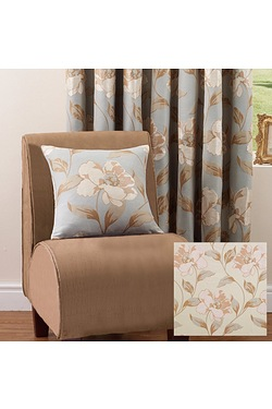 Jeff Banks Floral Jacquard Cushion ...