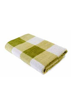Kingsley Henley Check Towels