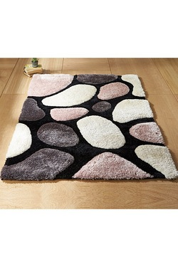 3D Stepping Stones Rug