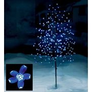 5ft (150cm) LED Solar Powered Bloss...