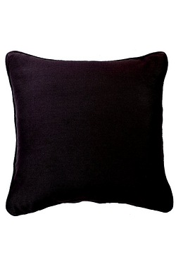 Unlined Plain Matching Cushion Covers