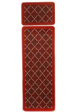 Spanish Tile Runner With FREE Doormat