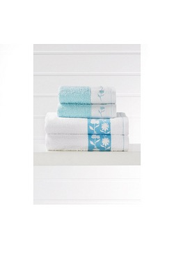 Set Of 2 Folklore Towels