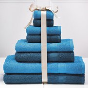 Kingsley Home Duo 8-Piece Towel Bale