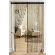 Plain String Panel Curtain