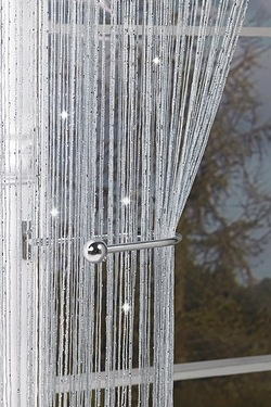 Glam Glitter String Curtain