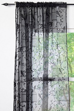 Nightingale Voile Panel